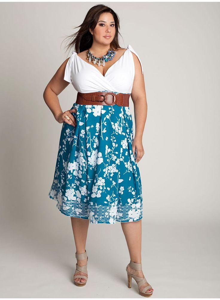 40 Cute Plus Size Summer Outfit Ideas - Plus Size Women ...