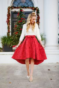 8. Best outfit ideas for Christmas party