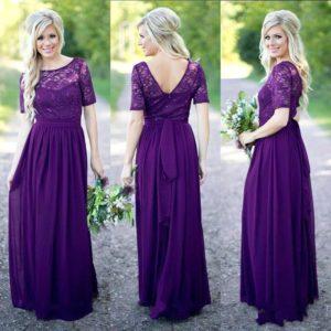 18. Pregnant at prom dresses