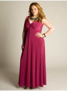 2. Plus size clothing for wedding guests