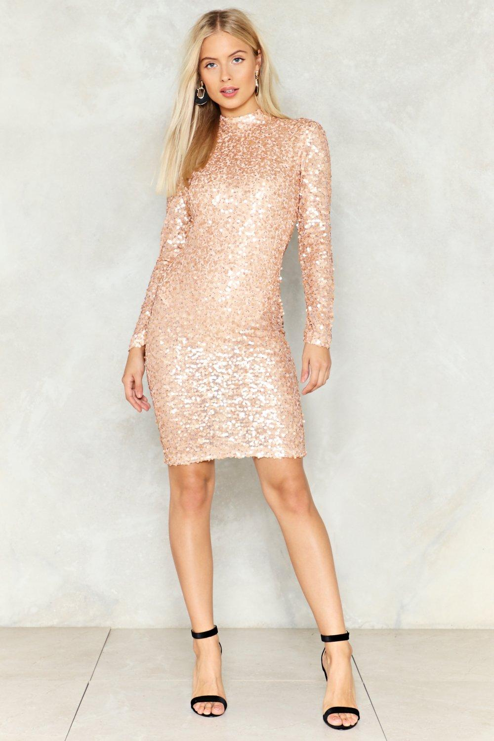 50 Perfect New Years Eve Sequin Dresses 2020 Plus Size Women Fashion