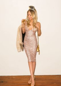 20. New years eve sequin dresses