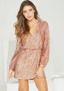 21. New years eve sequin dresses