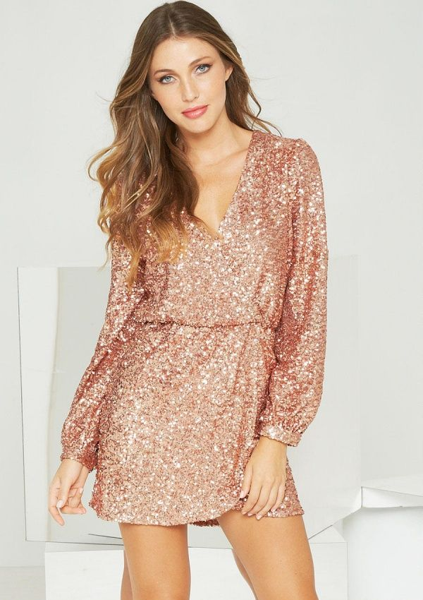 New Years Eve Sequin Dresses