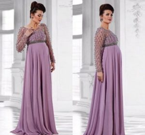 22. Plus size maternity dresses for baby shower