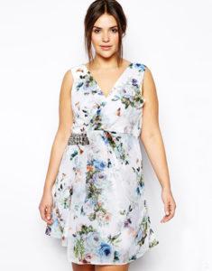 22. Plus size special occasion dresses 2018
