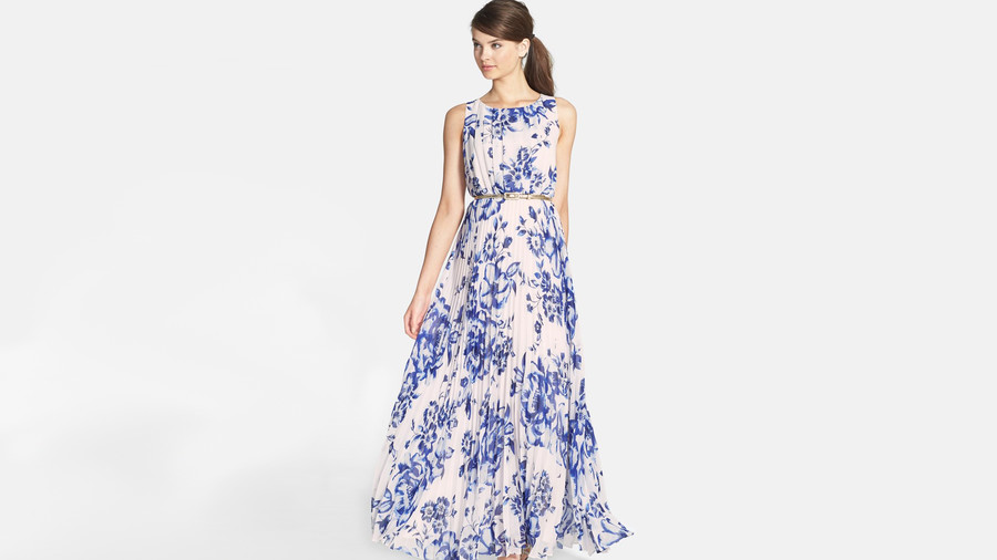 50 Stylish Dresses To Wear To A Spring Wedding 2019 Plus