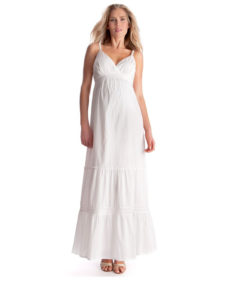 25. Maternity gowns for special occasions