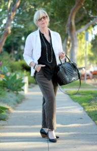 26. Fashion for the older woman