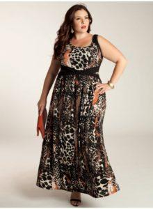 27. Cheap plus size special dress 2018