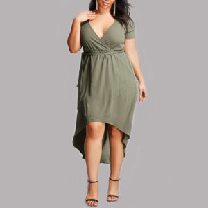 29. Cheap plus size special dress 2018