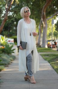 3. Causal dresses for older age women