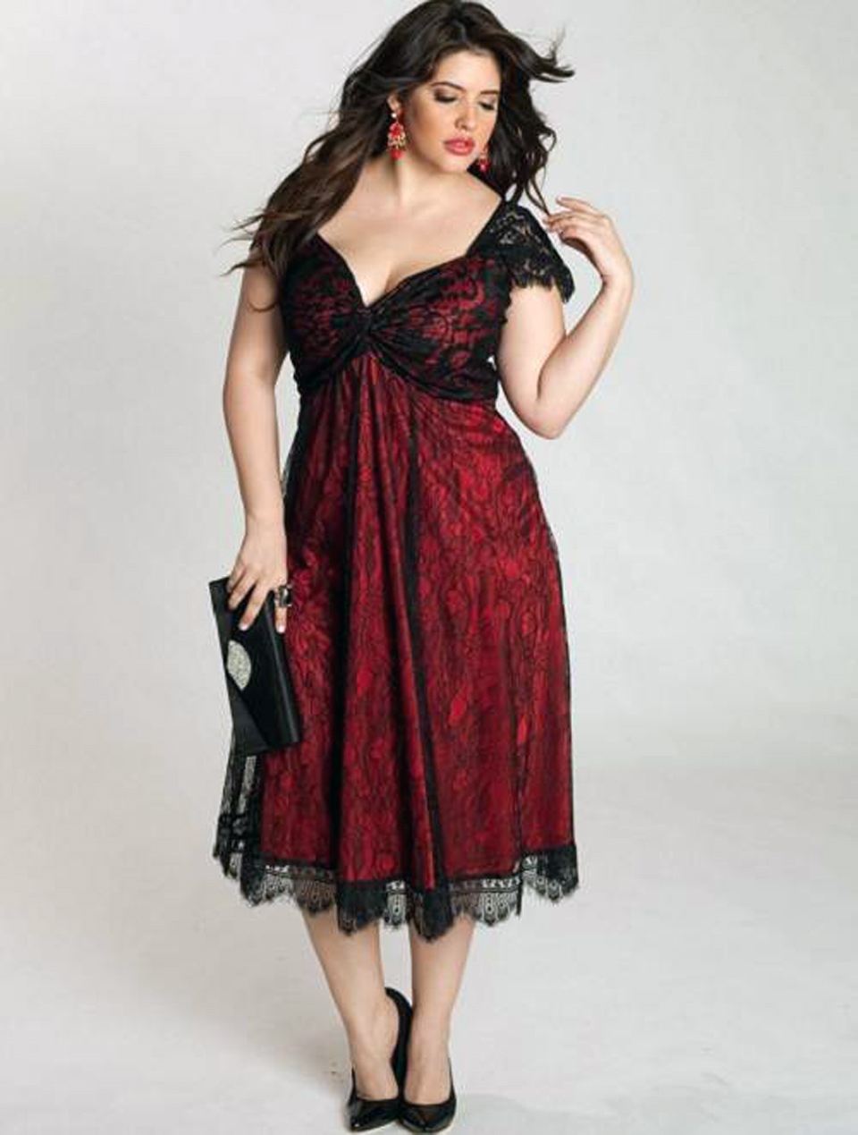Christmas Dinner Dresses 2019.40 Sexy Plus Size Christmas Party Dresses 2019 Plus Size