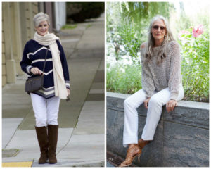 30. Casual dresses for women over 60