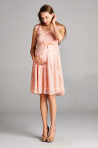 30. Maternity prom dresses