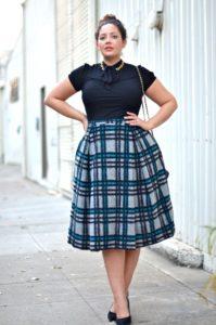 32. Cheap plus size special dress 2018