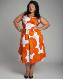 33. Cute plus size summer dresses