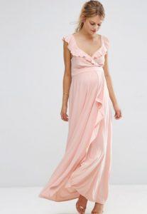 33. Pregnant prom dresses