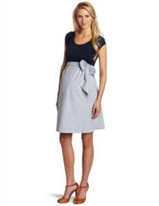 34. Formal maternity dresses