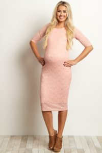 34. Maternity prom dresses