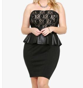 4. Plus size special occasion dresses