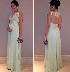 4. Prom dresses for pregnant women