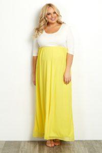 44. Maternity dresses for smart women