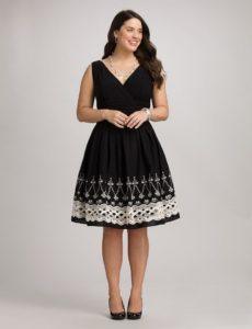 5. Plus size special occasion dresses