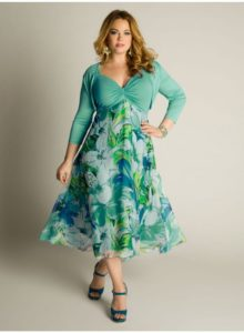5. Summer outfits for curvy shapes