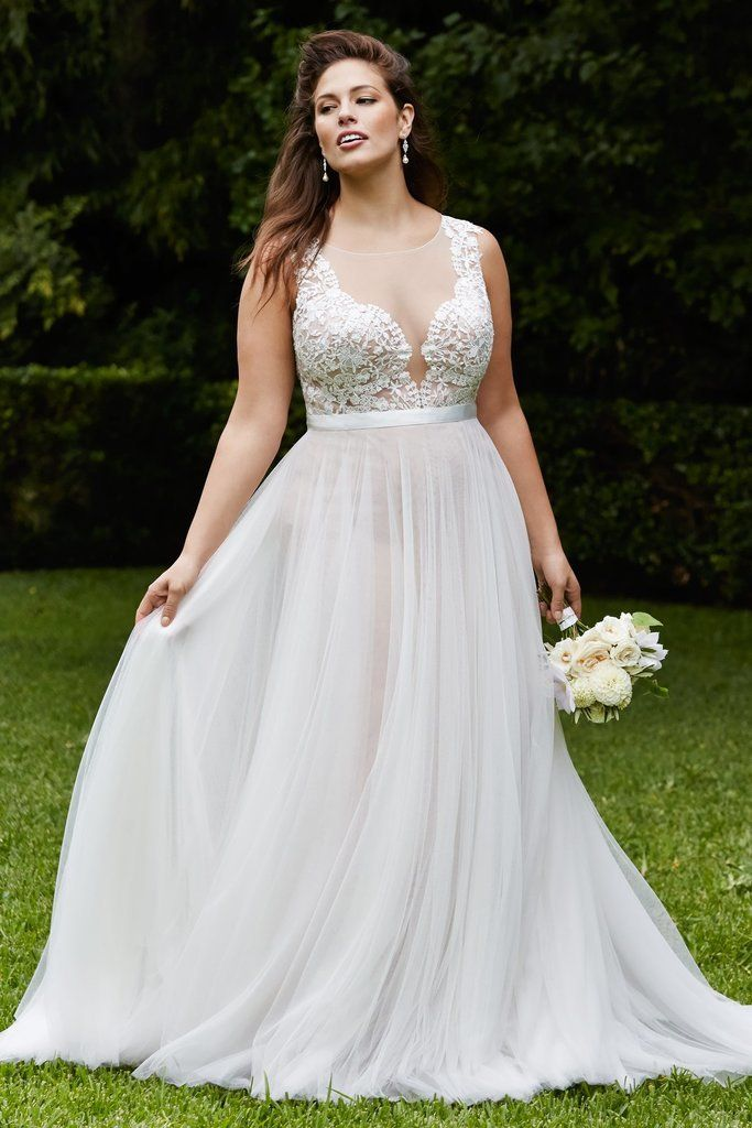 Best Wedding Dress For Plus Size