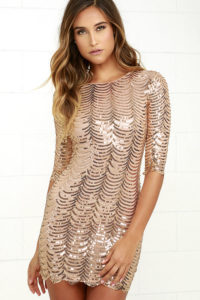 6. Perfect new years eve dress
