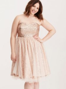 6. Plus size clothing for wedding guests