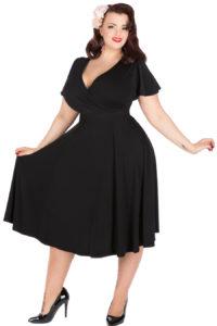 6. Plus size special occasion dresses