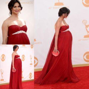 7. Maternity prom dresses