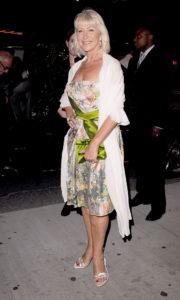 7. Older women's wedding attire