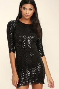 7. Perfect new years eve dress