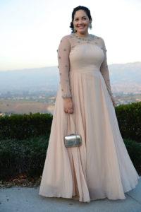 7. Plus size wedding guest dresses cheap 2018