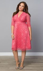 8. Top dresses for plus size women
