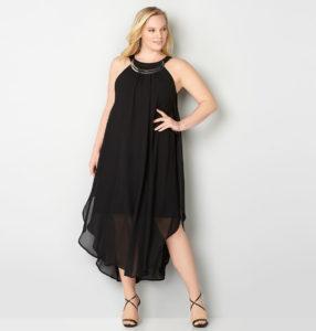 9. New Plus size eve dresses
