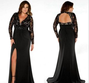 9. Plus size formal clothing ideas