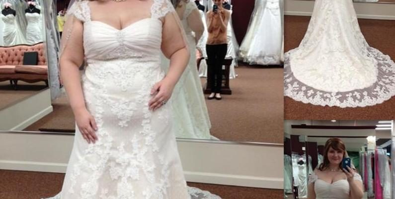 40 Stylish Wedding Dresses For Plus Size Women 2019 Plus Size