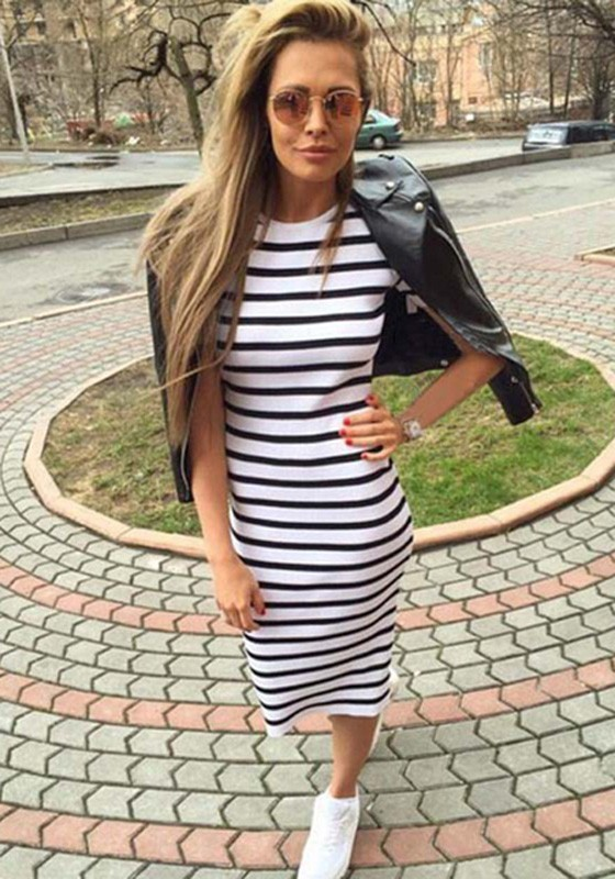 80 Latest Casual Dresses For 40 Year Old Woman What To
