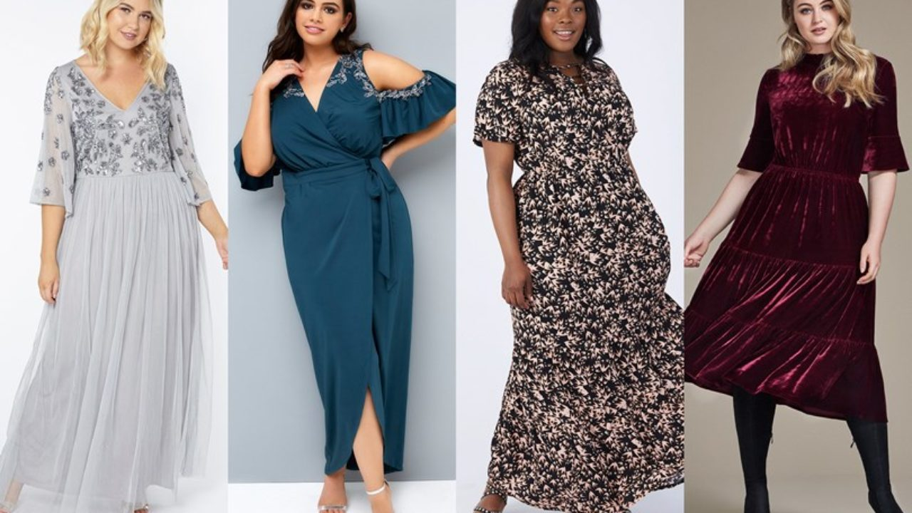 60 Best Plus Size Fall Wedding Guest Dresses 2019 - Plus ...