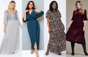 100+ Cute Plus Size Dresses that are Slimming 2020