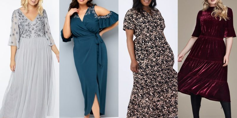 df4470e9f3f21 60 Best Plus Size Fall Wedding Guest Dresses 2019 - Plus Size Women ...
