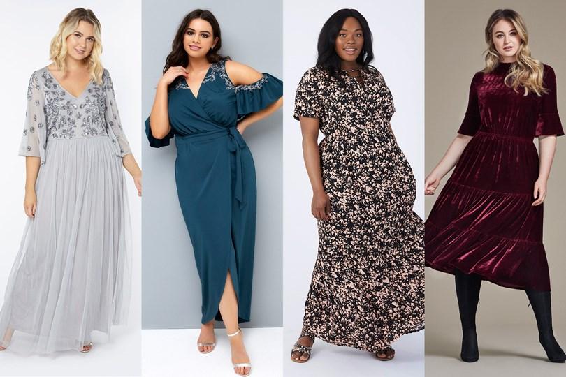 60 Best Plus Size Fall Wedding Guest Dresses 2019