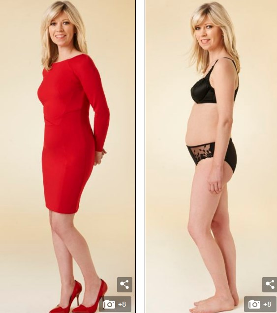 Dresses That Hide Belly And Love Handles