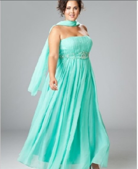 Light green mother of the bride dresses