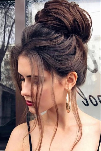 60 Easy New Year S Eve Hairstyles 2020 Plus Size Women Fashion