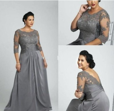 Plus Size Grandmother Of The Groom Dresses Ideas